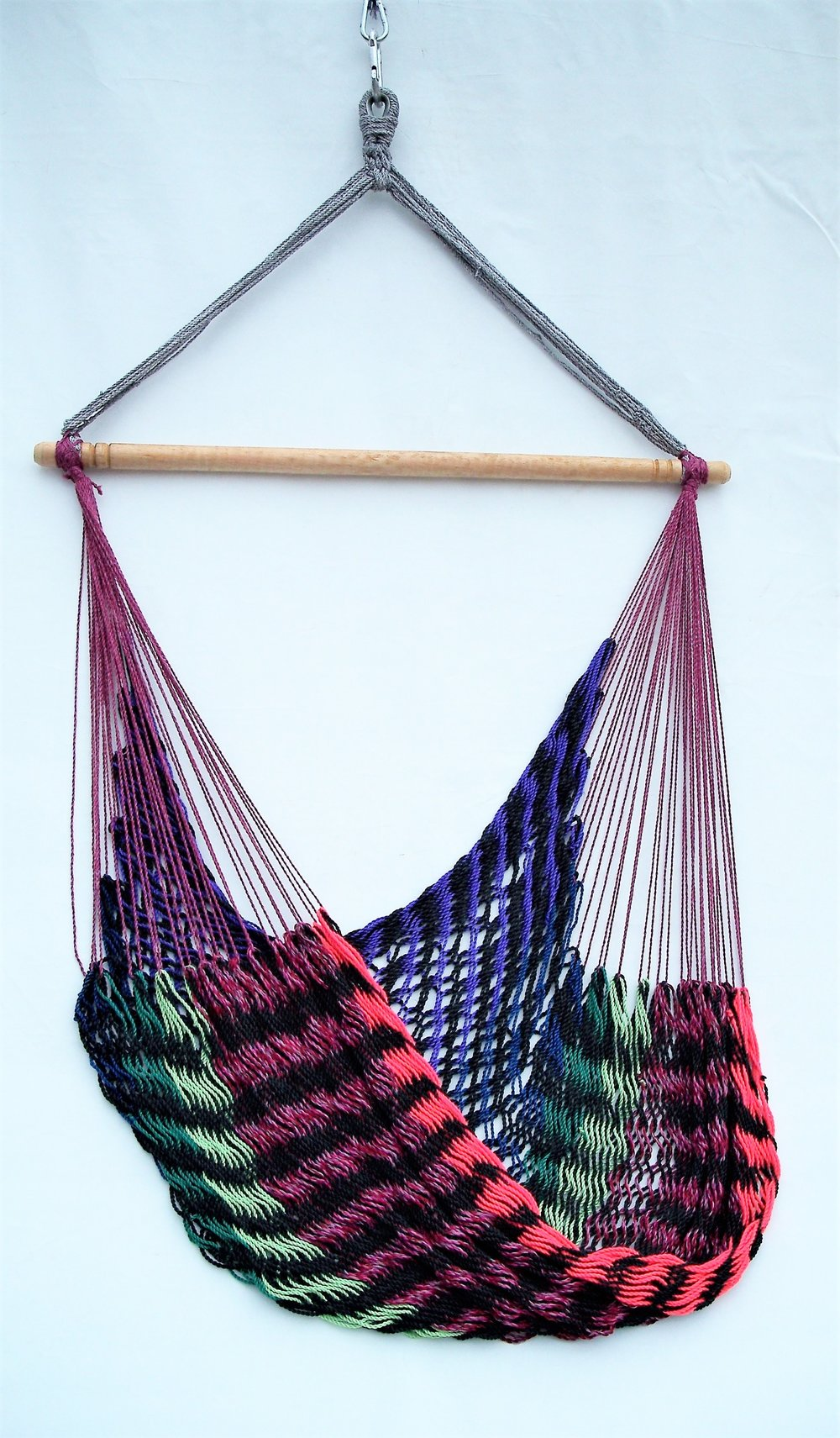 Bright Multicolor Hammock Chair.JPG
