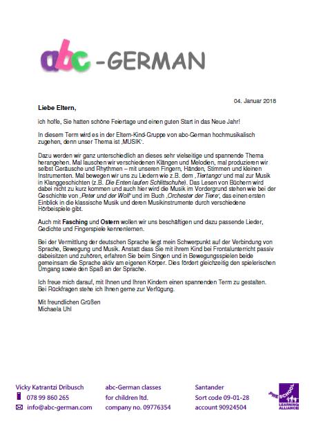 Downloads Abc German Classes For Children