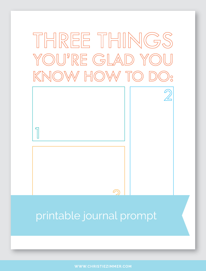 know how printable - Free!