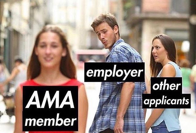 Repost from @fau_ama :  Looking for an edge over the competition? • • •  #rushama and join a network of thousands of likeminded business professionals and gain access to many different opportunities and content!