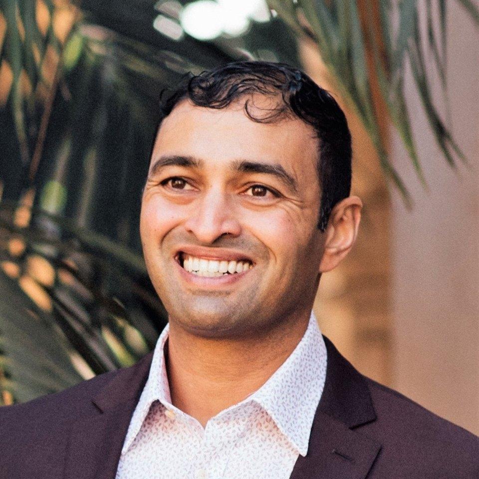 Henish Pulickal  Director of Strategic Partnerships