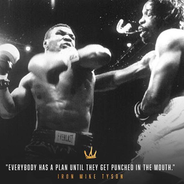 Boom! 💥 #TysonTuesday