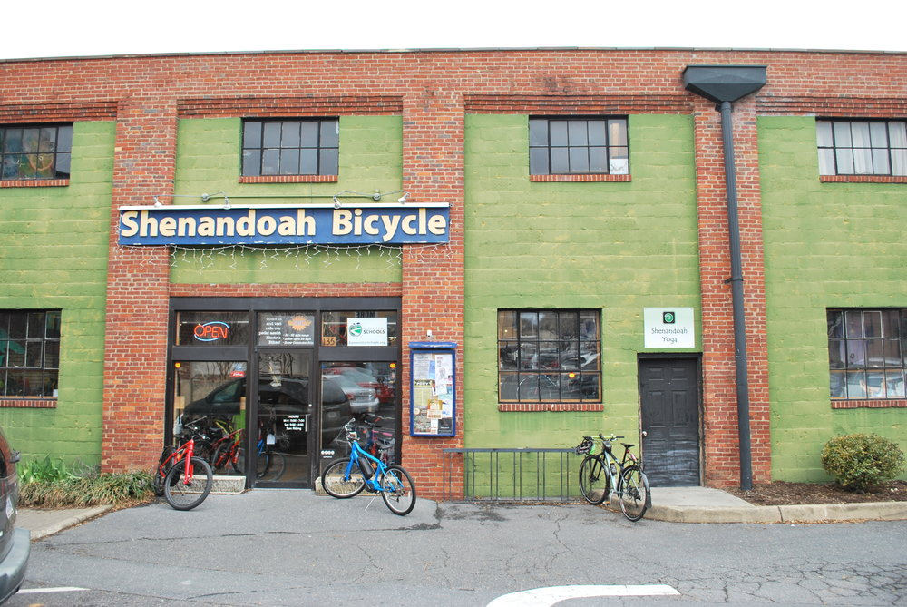 Your Bike Shop since 2000   Check us out for all your cycling needs!   About Shenandoah Bicycle Company