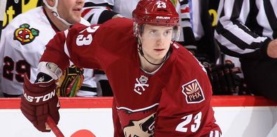 EKMAN-LARSSON ISN'T GOING ANYWHERE,  -