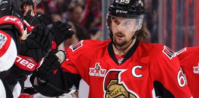 SENATORS LOOKING TO SHAKE-UP ROSTER? -