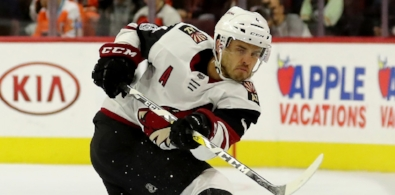 COYOTES OPEN FOR BUSINESS -