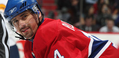 WILL THE CANADIENS MOVE PLEKANEC? -