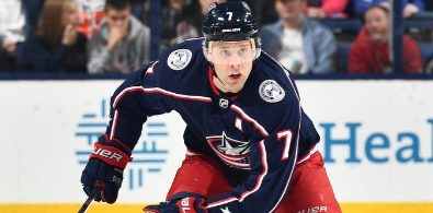 JOHNSON COULD BE MOVED FOR A FIRST-ROUND PICK -