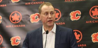 FLAMES, CANADIENS TALKING TRADE? -