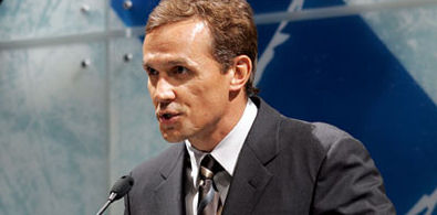 YZERMAN LOOKING, BUT WON'T OVERPAY -