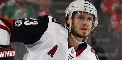 COYOTES HOPE TO HAVE CLEARER PICTURE ON OEL -
