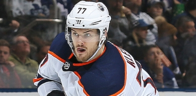 OILERS WILL CONTINUE TO TAKE CALLS ON KLEFBOM -