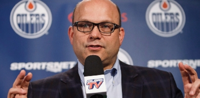 OILERS WILL WEIGH OPTIONS WITH NO.10 PICK -