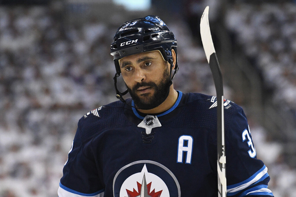 finest selection 47d57 99aa1 Byfuglien contemplating NHL future — The Fourth Period