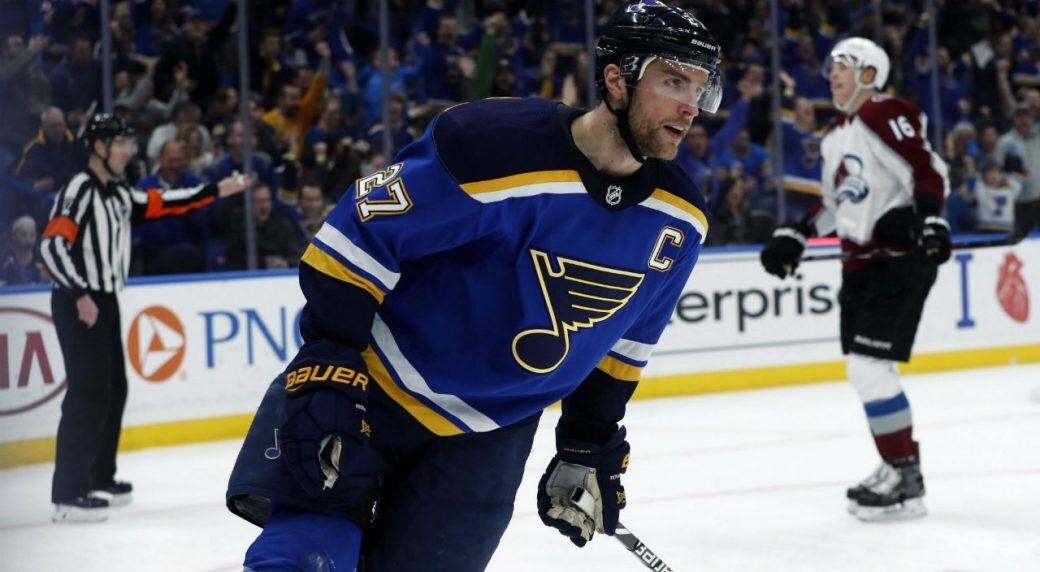 Pietrangelo Contract Talks On Hold The Fourth Period