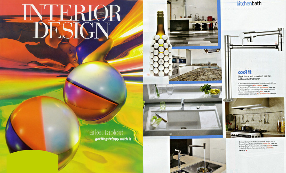 Interior Design , October 2013