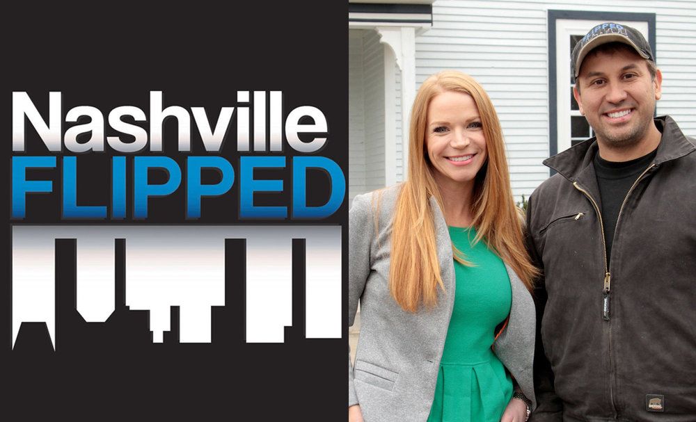 DIY Network ,  Nashville Flipped , TV Series