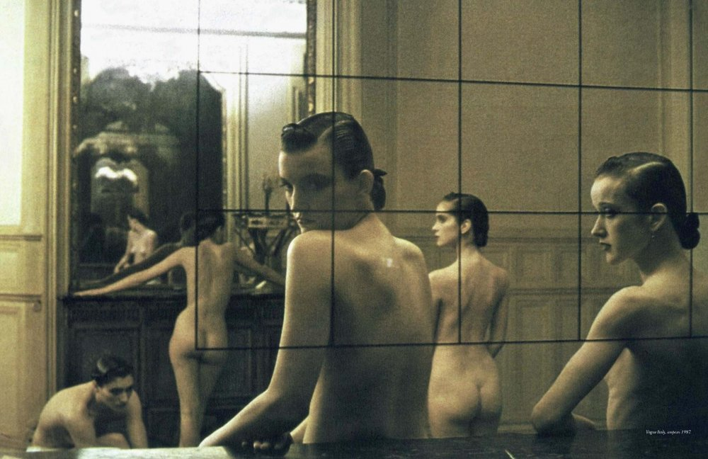 THE NUDE IN VOGUE 1967