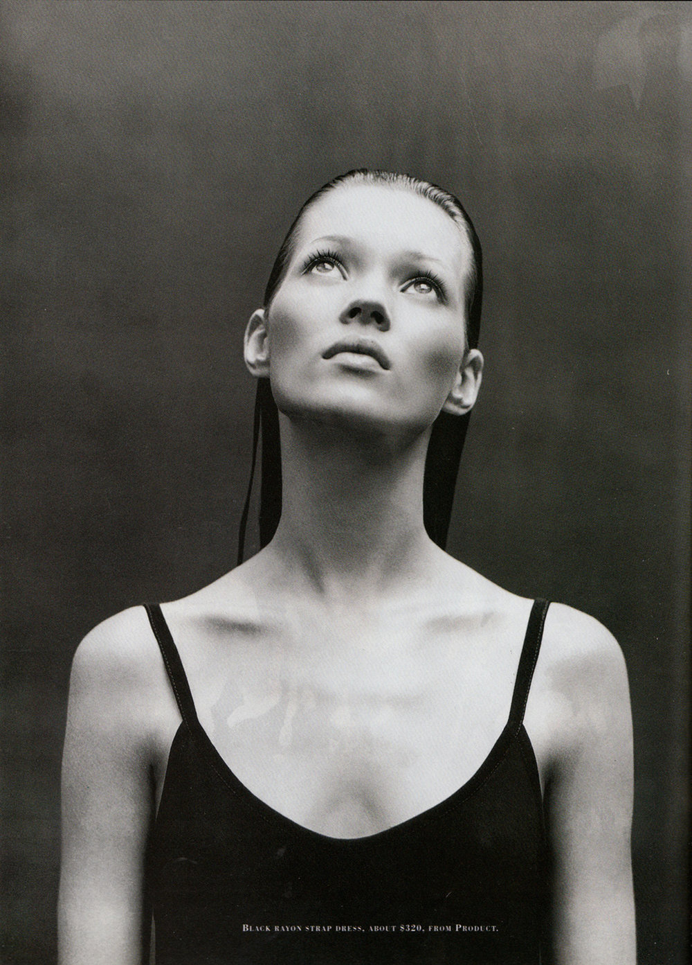 THE ORIGINAL – KATE MOSS BY PATRICK DEMARCHELIER