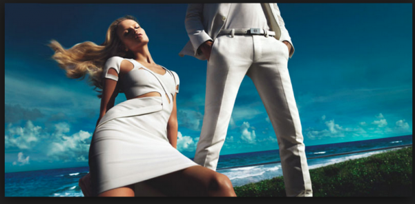 Mert & Marcus Gucci Ad