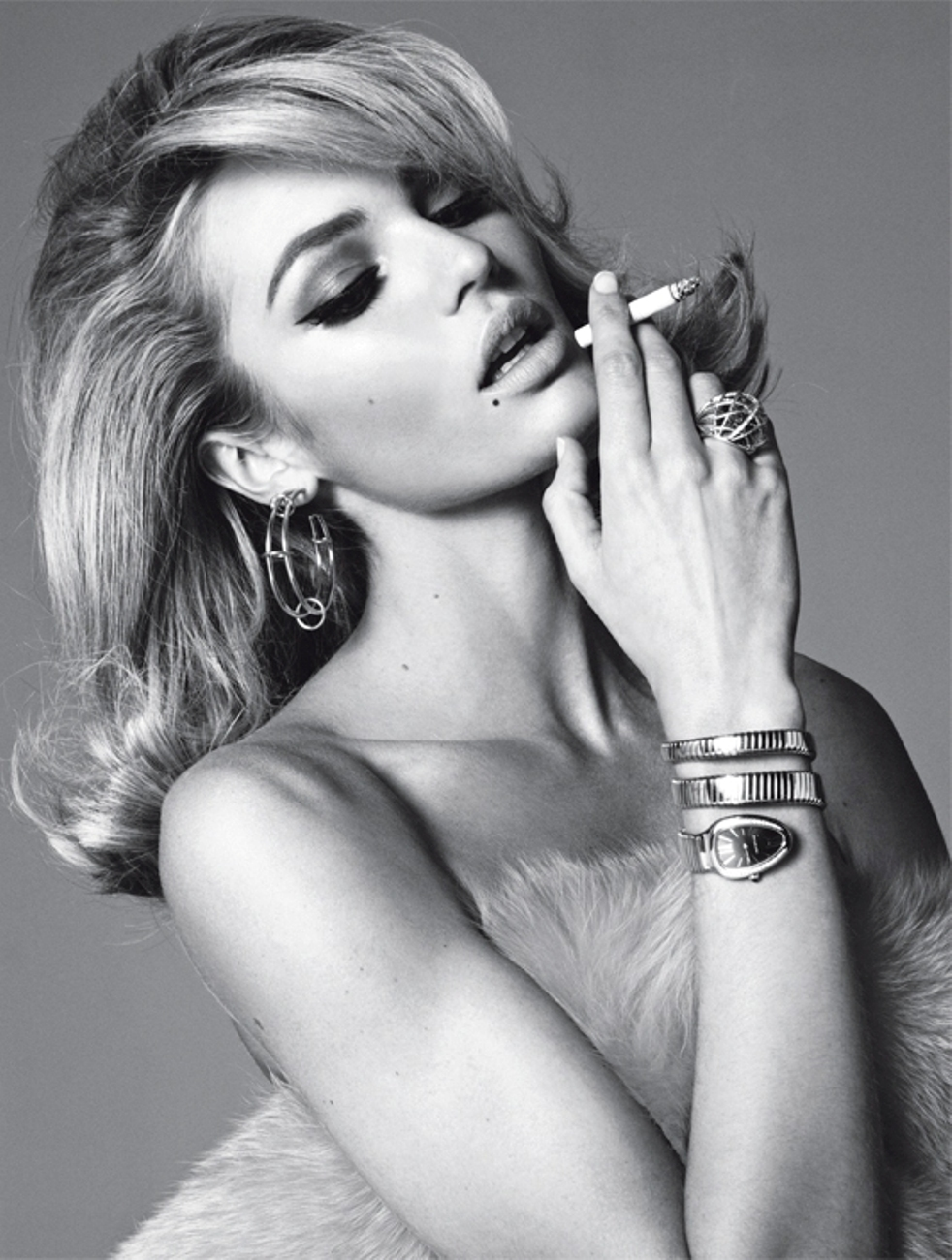 THE ORIGINAL – CANDICE SWANEPOEL BY STEVEN MEISEL