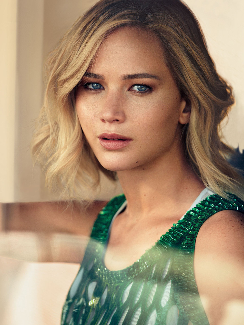 THE ORIGINAL – JENNIFER LAWRENCE BY MIKAEL JANSSON