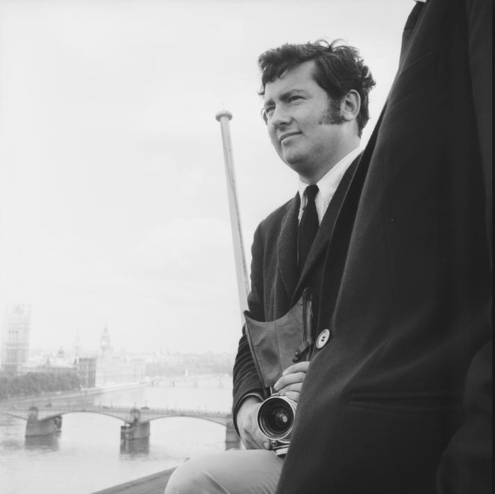 Portrait of Donovan