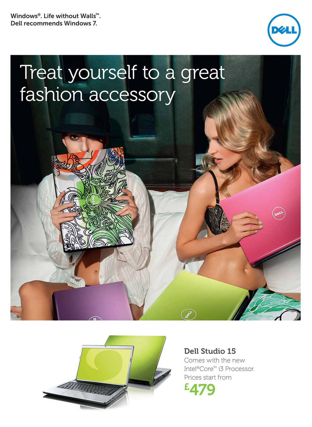 MY AD FOR DELL