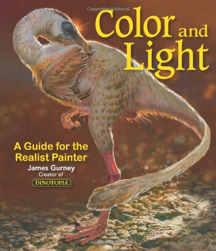3. Color and Light: A Guide for the Realist Painter  (More info on Amazon)