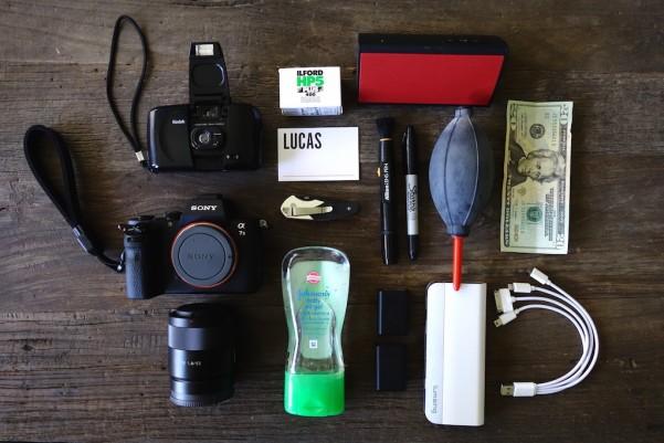 Bag 2: Location-Testing Bag -
