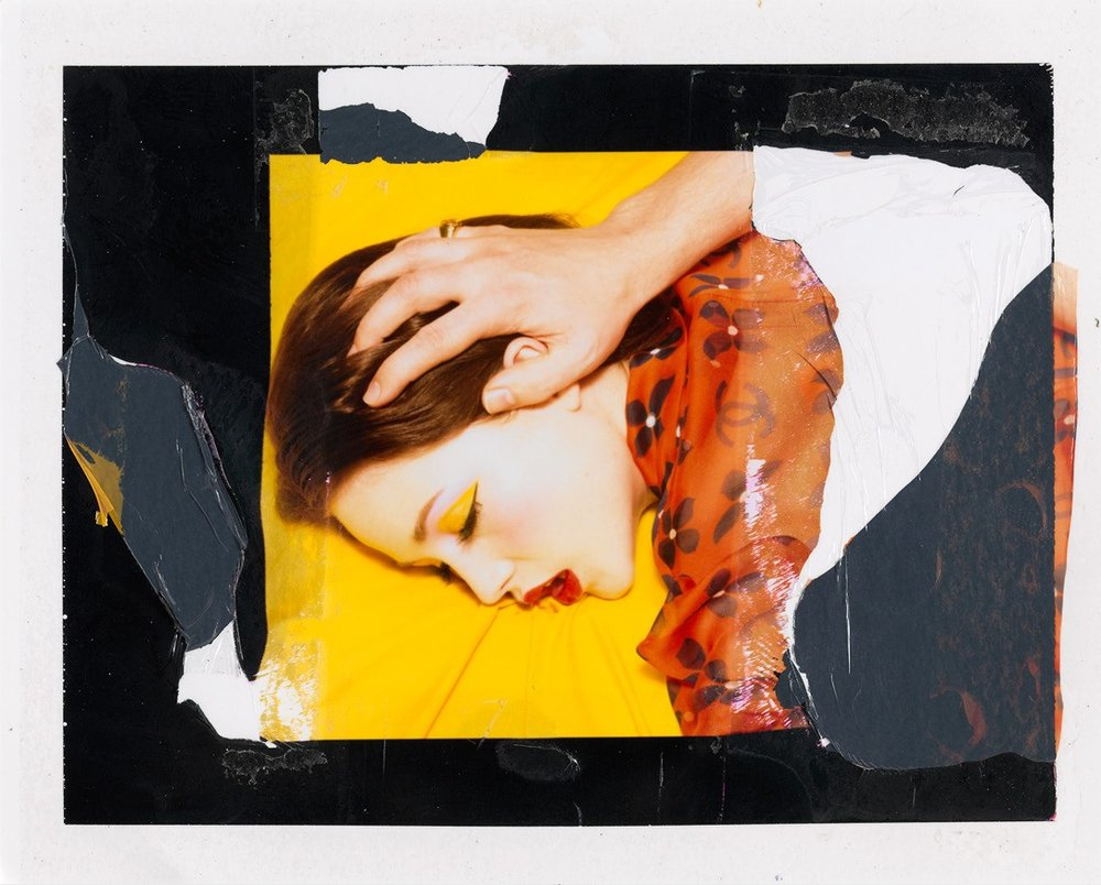 """ECSTASY (STUDY II)"" BY MILES ALDRIDGE, COURTESY STEVEN KASHER GALLERY, NEW YORK"