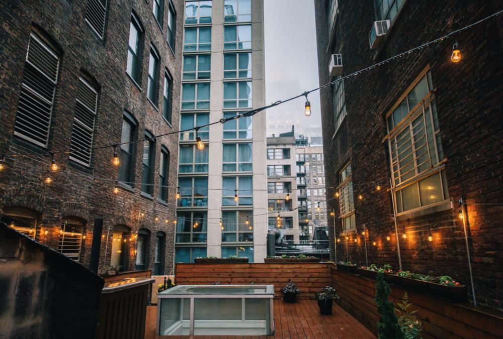 Highlight Studios Rooftop Deck