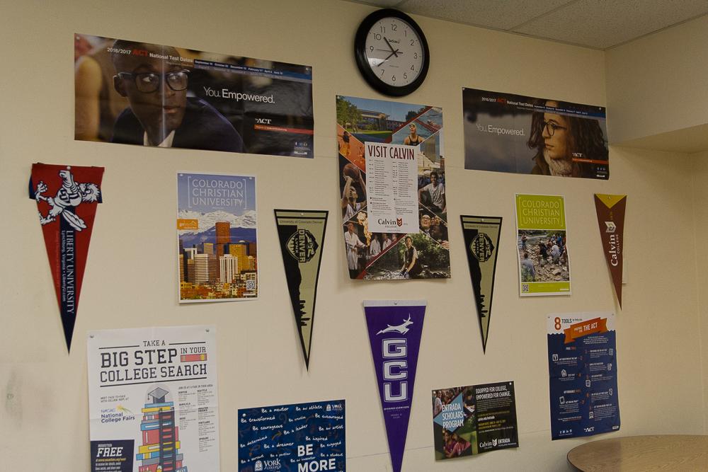 College Credit Coursework — Longmont Christian School