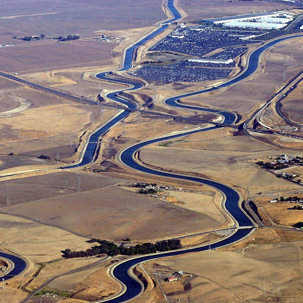 THE STATE WATER PROJECT  History, facts and figures.  →