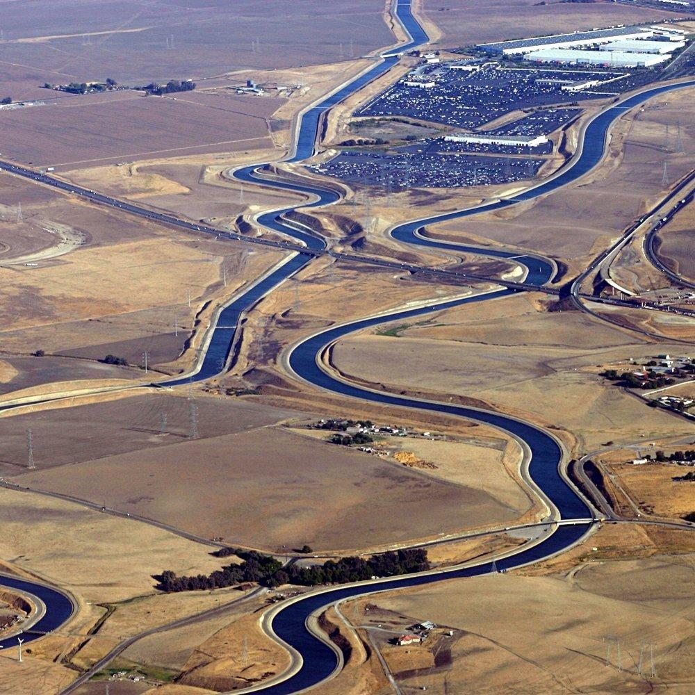 The California Aqueduct