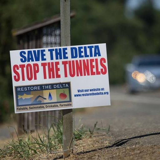 OPPOSE THE TWIN TUNNELS   →  Our original opposition argument against Governor Brown's Twin Tunnel Project.
