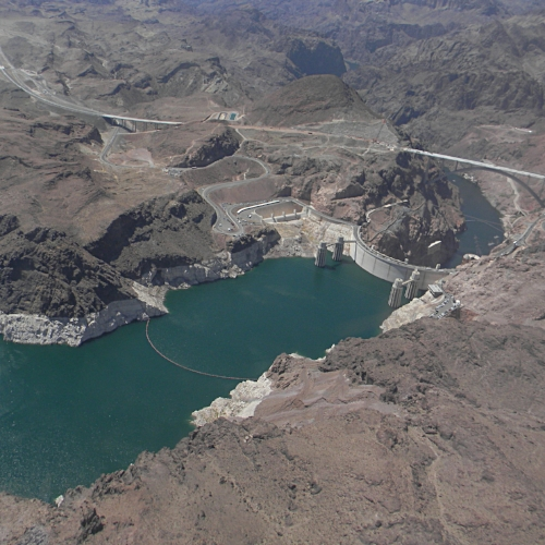 THE COLORADO RIVER COMPACT  California gets 15% of it's water from the Colorado River.  →