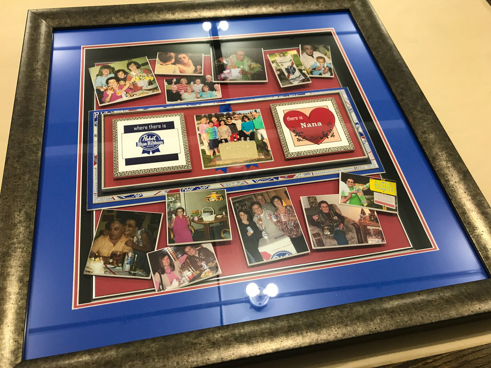 shadowboxes -