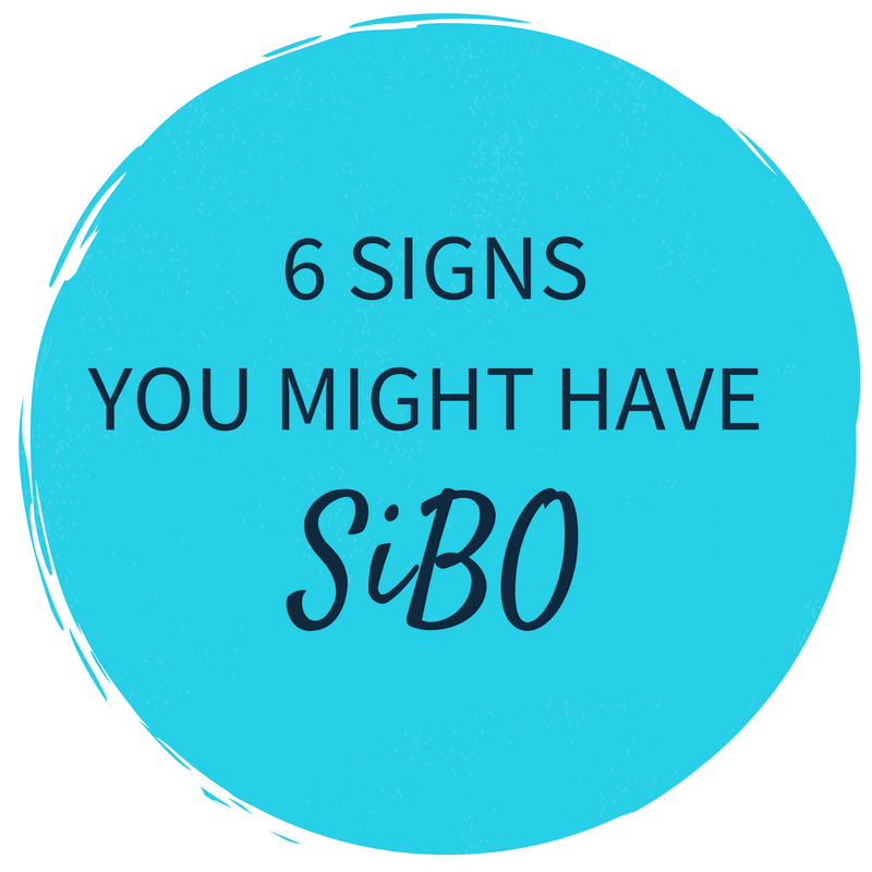 6 Signs You Might Have SIBO — Dr  Erin Enns, ND