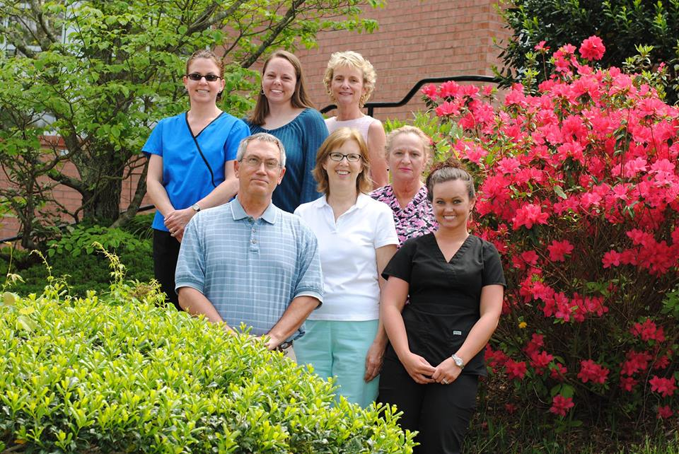 the entire vicars team is here to serve your dental needs! - Come on in and we'll brighten that smile!