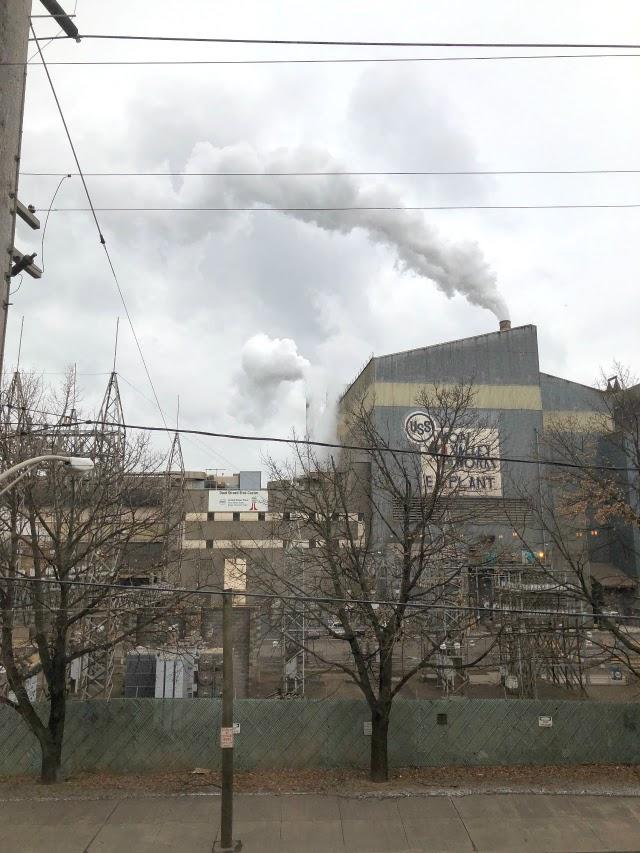 U.S. Steel.