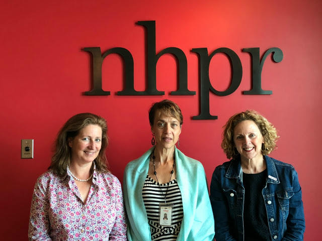 NHPR with Laura Knoy
