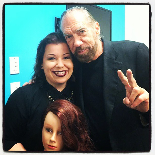 John Paul DeJoria, An American entrepreneur, a self-made billionaire and philanthropist best known as Co Founder of John Paul Mitchell Systems and Founder and CEO of Patron Tequila