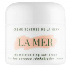 Obviously this is a splurge but if you ARE considering it, now would be the time to try it. The usual La Mer moisturizer is too thick for some, so this soft cream formula is amazing and hydrating especially for the fall/winter months to come. It actually lasts a long time because you only need to use a pea sized amount.