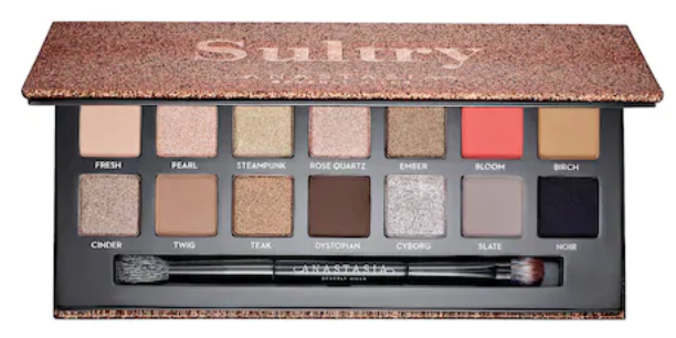 anastasia sultry palette