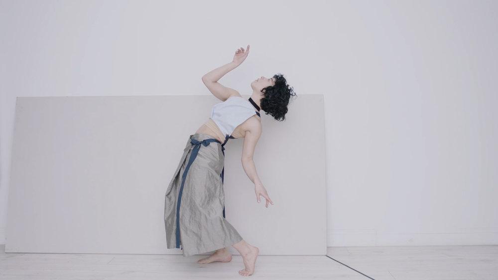 El mar y tú  (2017) Collaboration with Yayi Pérez  Photo: Daniele Sarti