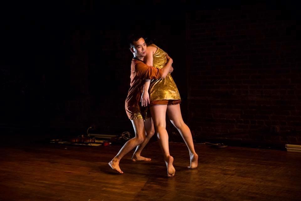 Ya no es canción, es grito  (2017) La Mama Moves Dance Festival  Photo:Scott Shaw