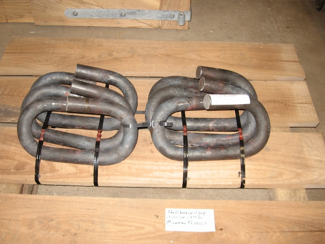 "Warping Chocks for Heavy Cable - 2"" Material"