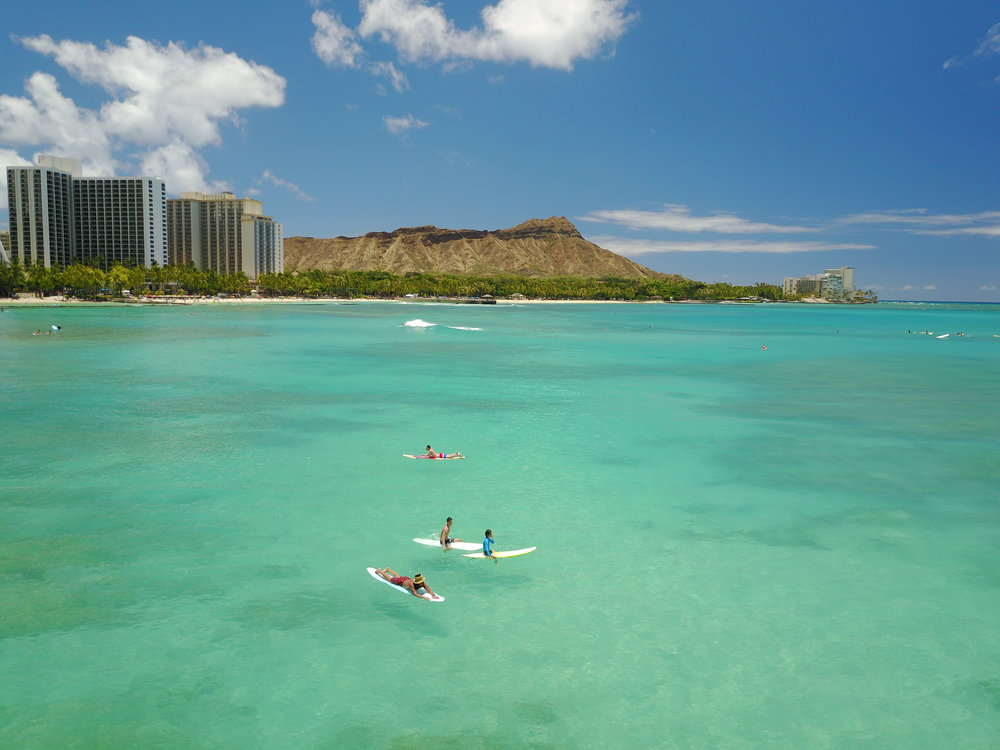 Enjoy the best view in Hawaii - Surf N Stay with Big Wave Dave