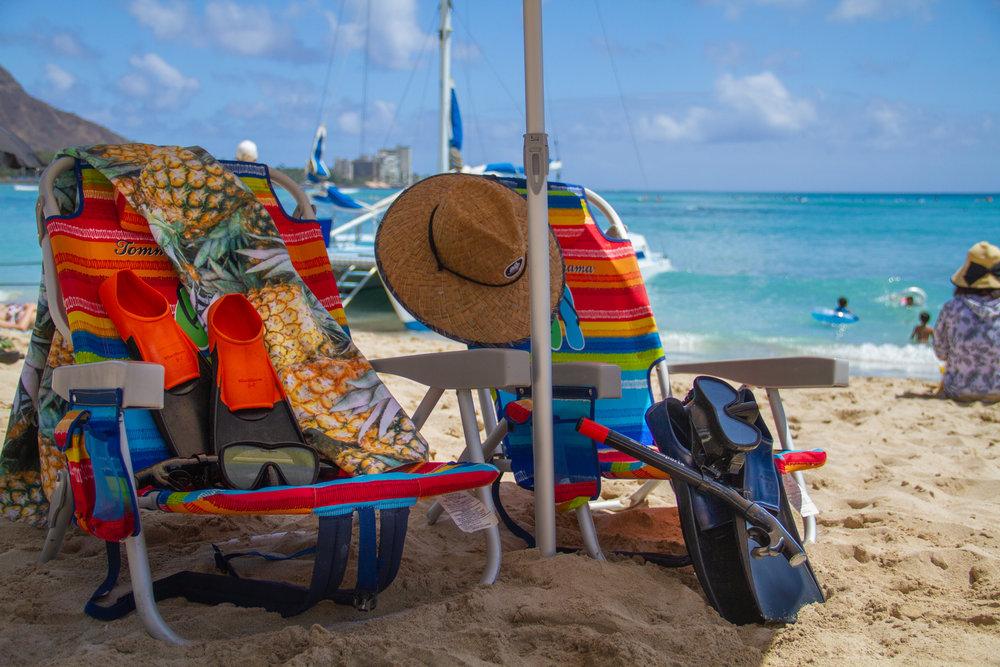 Beach Rentals -